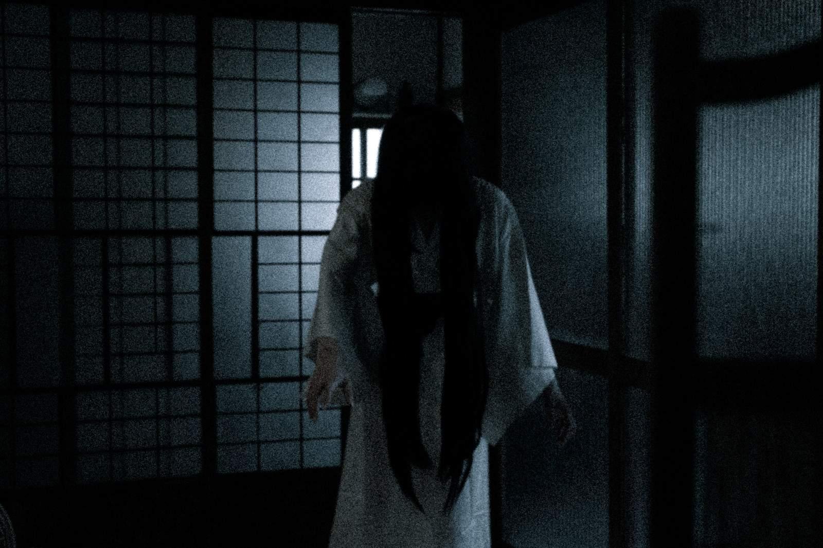 【怖い話 短編集】『白い着物の女の霊』など全5話 洒落怖・オカルト・都市伝説