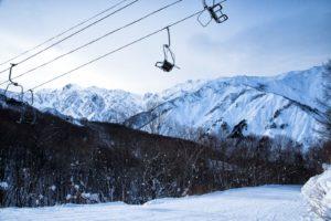 『スキー場の宿』『手招きしてはいけない』2話収録