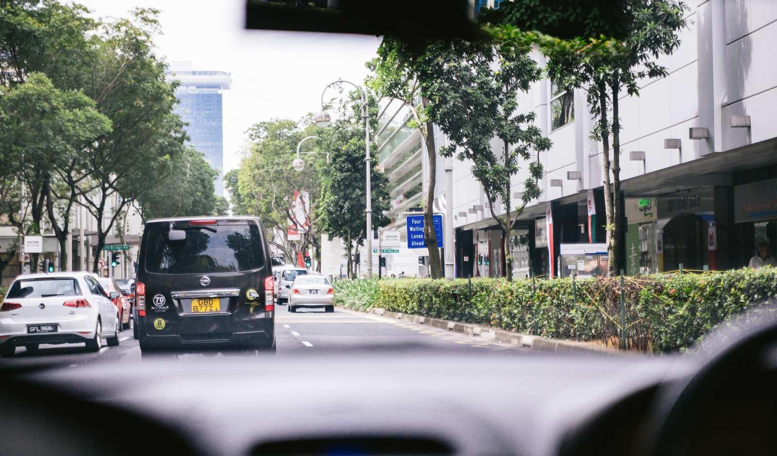 タクシーの怖い話『トランクを叩く音』|厳選・怖い話名作まとめ