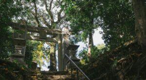 『クラミツハ様』神社での不思議な体験|洒落怖名作まとめ